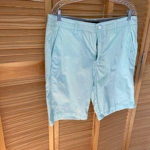 NWT Men's Calvin Klein mint green shorts